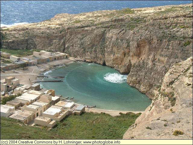 Gozo - Inland Sea